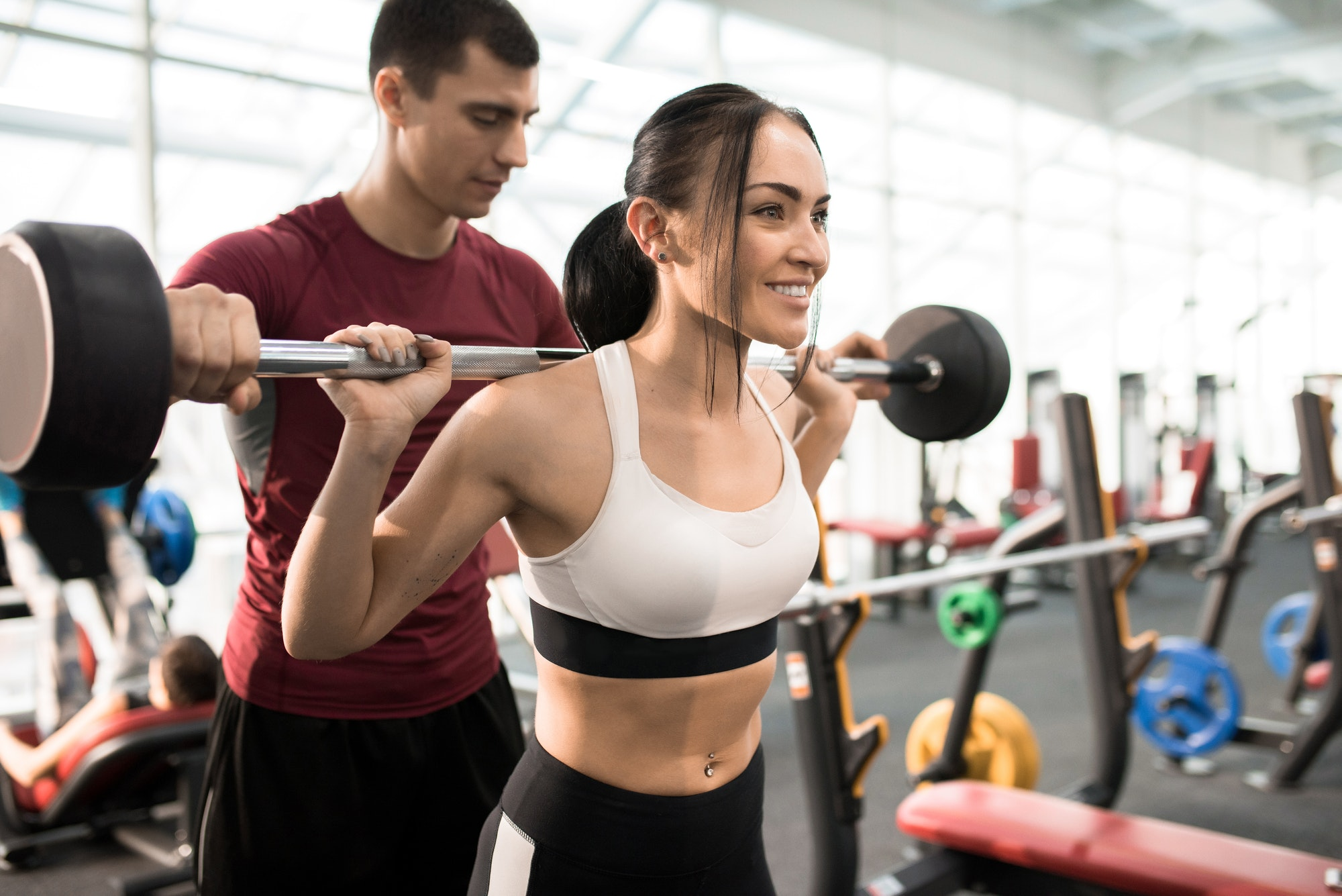 Strength Training with Coach